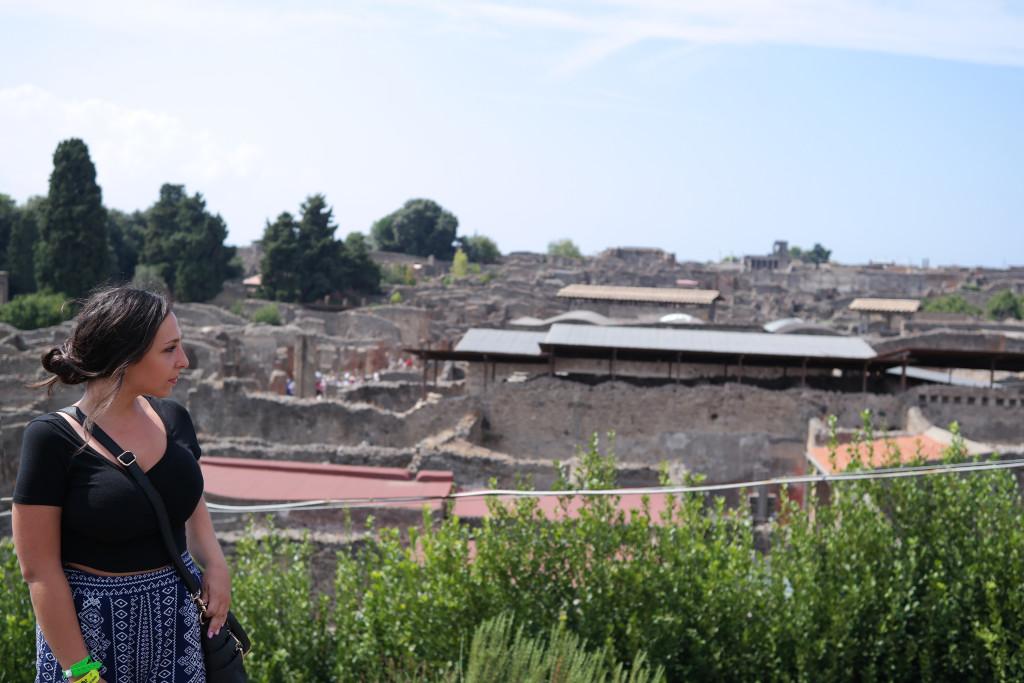 Madison Meltzer Pompeii