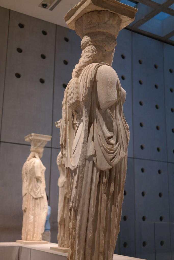 Madison Meltzer Caryatid Figures