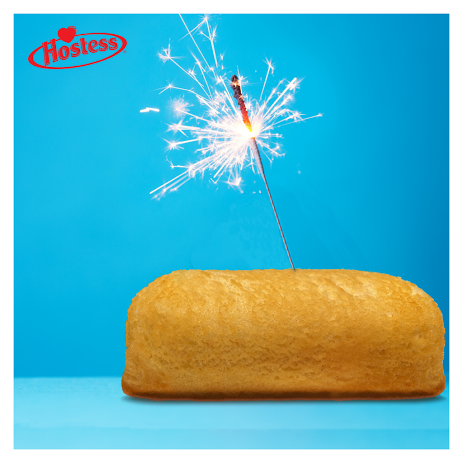 In honor of July 4th, we put a sparkler in a Twinkie. I contributed to the design concept of this post.